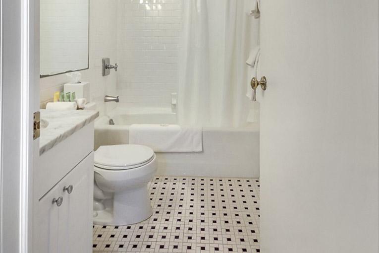 11 Beach Ave. Bathroom One