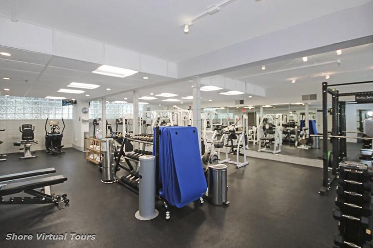Sandpiper Fitness Room